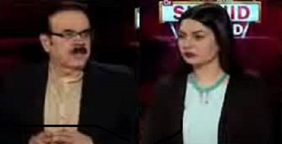 Live With Dr. Shahid Masood - Tuesday 10th March 2020