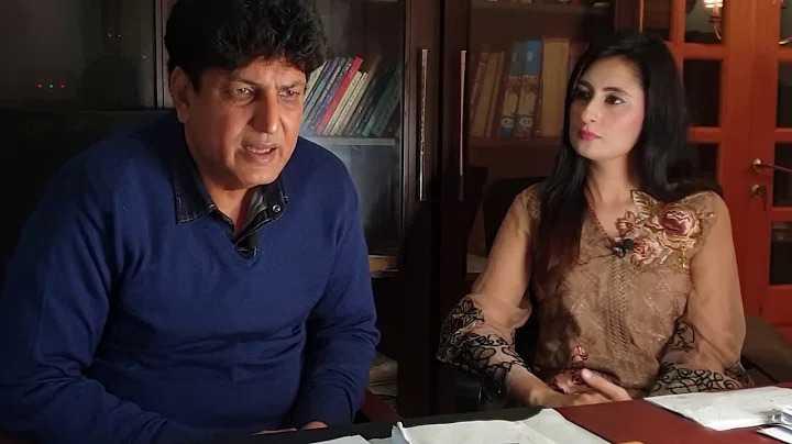 Exclusive interview khalil ur Rehman Qamer -Aurat march in pakistan-Mera jism meri merzi