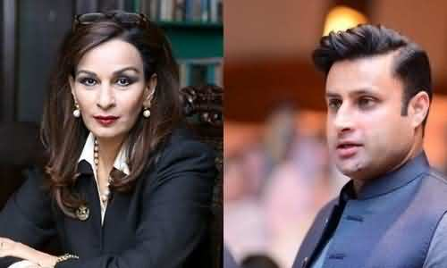 Zulfi Bukhari VS Sherry Rehman In Twitter Spat Over Testing Of Returning Pakistanis